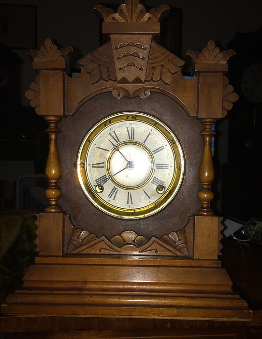 The Clock Guy Home